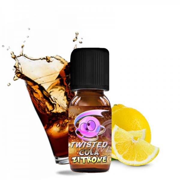 Twisted Vaping Cola-Zitrone Aroma 10 ml