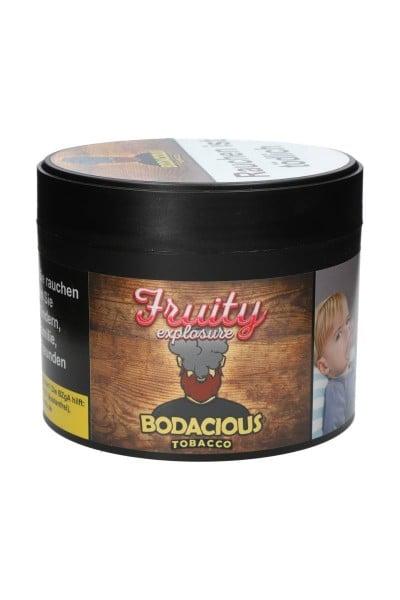 Bodacious Tabak Fruity Explosure 200g