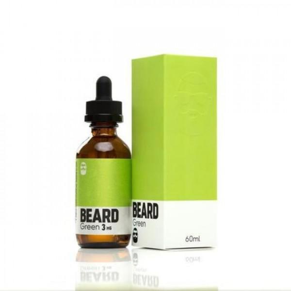 Beard Vape Colors - Green - 0mg Nikotin - 60ml