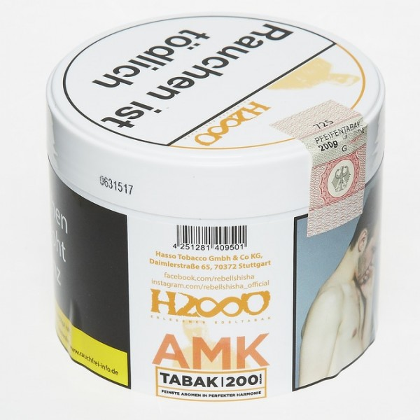 Hasso Tobacco AMK 200g