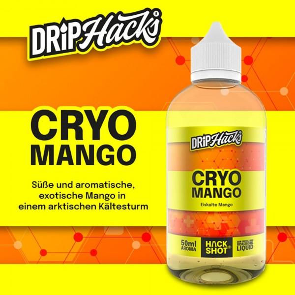 DRIP HACKS Cryo Mango Aroma 50ml