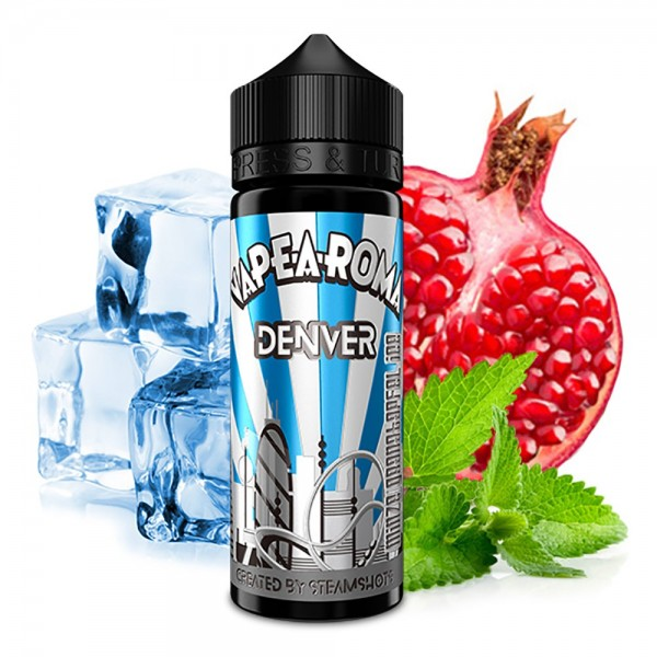 Vape-A-Roma Created by Steamshots - Denver Aroma 20ml