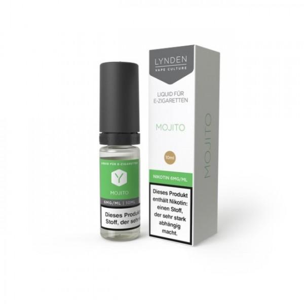Lynden Premium Liquid Mojito 0mg