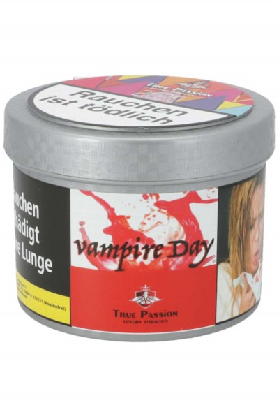 True Passion Tabak Vampire Day 200g