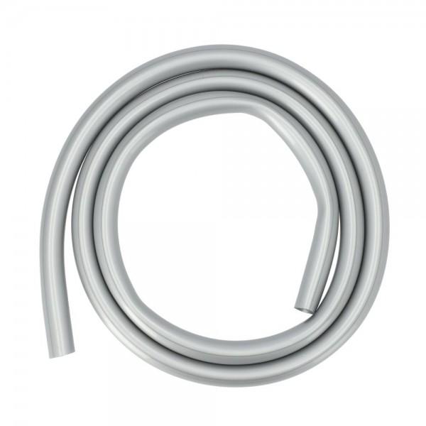 Shisha-World Silikonschlauch Silber
