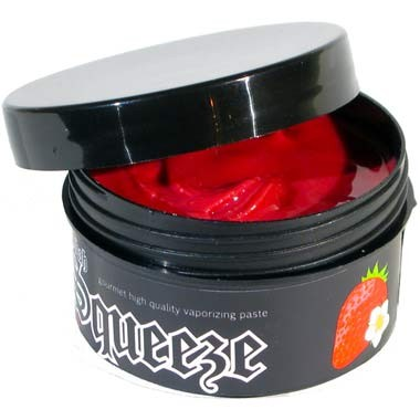 hookahSqueeze Strawberry 150g