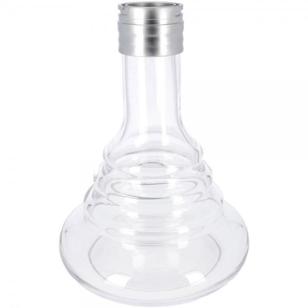 Ersatzglas INVI Equinox 630 Silber Clear