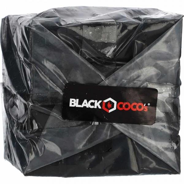 Black Cocos Kokoskohle 1kg Gastro