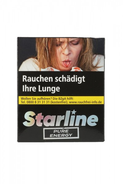 Darkside Starline Tabak Pure Energy 200g