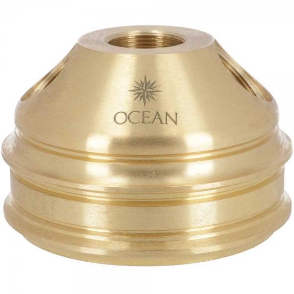 Ocean Rauchbase Fusion Brass Gold
