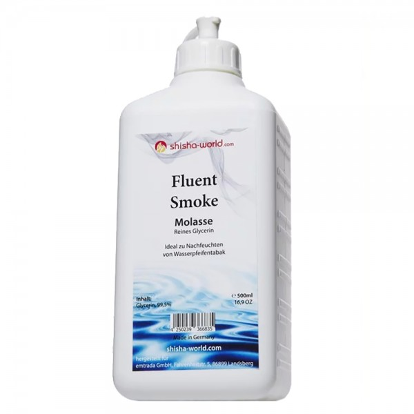 Shisha-World Fluent Smoke Molasse Glycerin 500ml