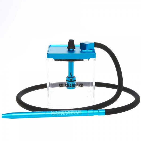 Shishabucks Cloud|Micro Hookah - Blue