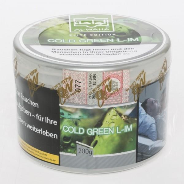 Al Waha RF Cold Green L-Lim 200g