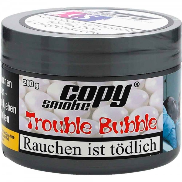 Copy Smoke Trouble Bubble 200g