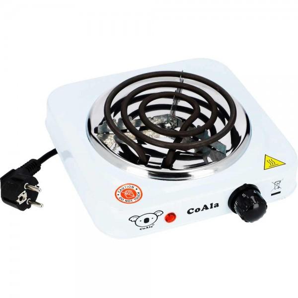 CoAla Elektrischer Kohleanzünder ohne Kohlegitter