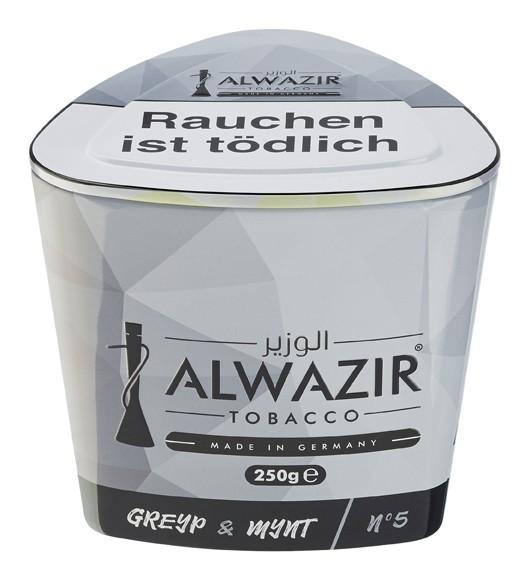 Alwazir Tabak No.5 Greyp & Mynt 250g
