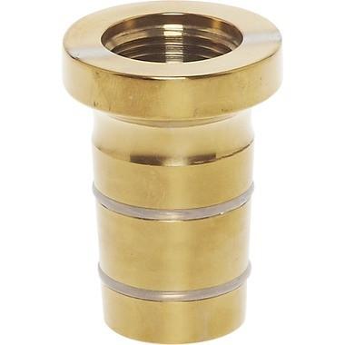 Adapter Dschinni Rauchsäule-Kopf Gold