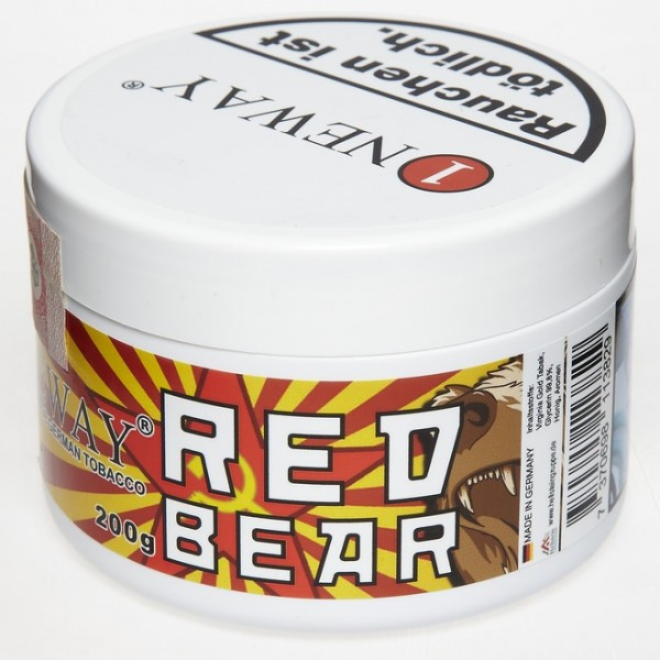 OneWay Tobacco Red Bear 200g
