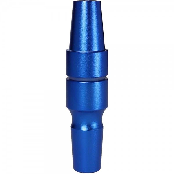 Smokezilla Kopfadapter Alu 18/8 Blau
