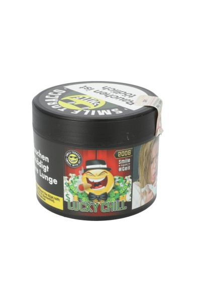 SMILE TOBACCO Lucky Chill 200g