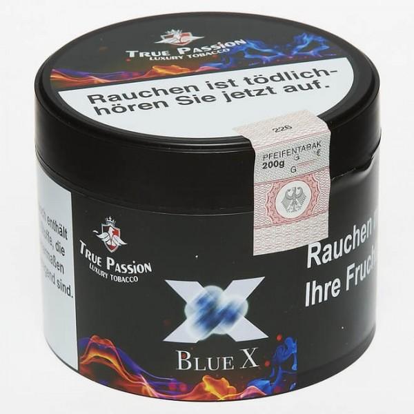 True Passion Tobacco Blue X 200g