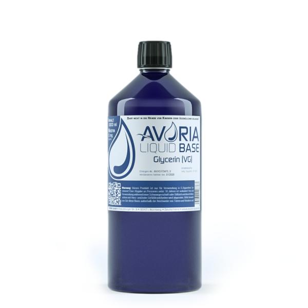 Avoria VG 100% Glycerin Base