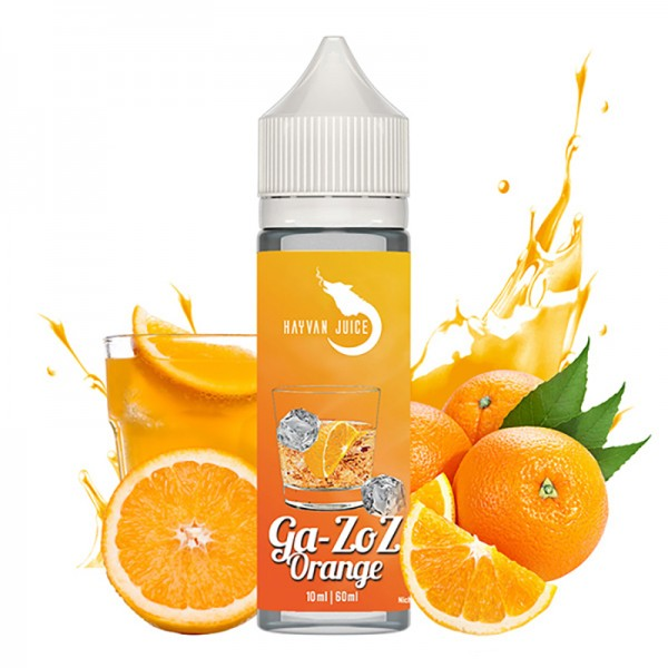 Hayvan Ga-Zoz Orange Aroma 13 ml