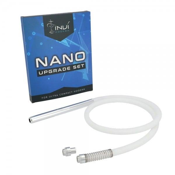 INVI Nano 2-Schlauch Upgrade Set Alu Silber