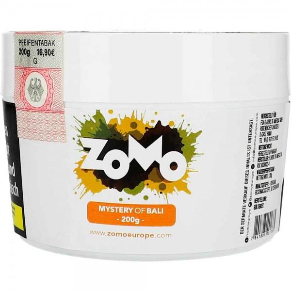 Zomo Tabak Mystery of Bali 200g