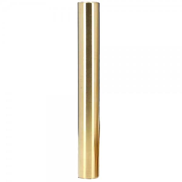 Smokezilla Wasserrohr Edelstahl Gold 19cm