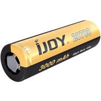 iJoy 20700 Li-Ionen-Akku 3,6V - 3,7V 3000mAh