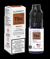 Element E Tbc Tabak Liquid 10ml 3 mg