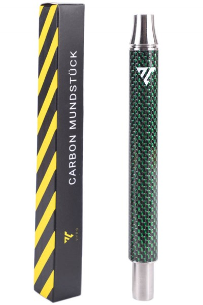 Vyro Carbonmundstück 17cm