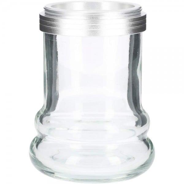 Ersatzglas INVI Nano Silber Clear