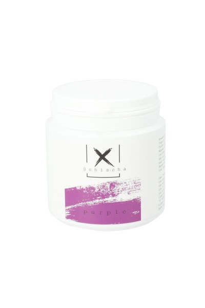 XSchischa Lebensmittelfarbe Purple Sparkle 50g