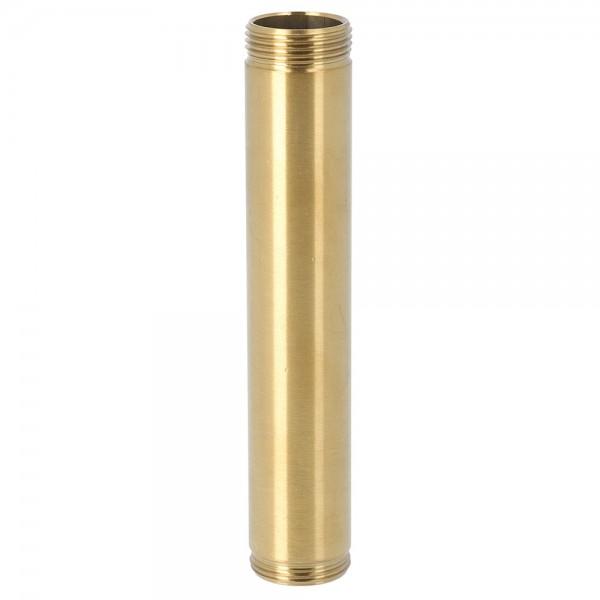 INVI Wasserrohr Edelstahl Gold 8cm