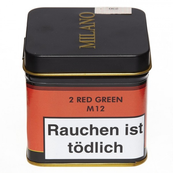 Milano Tobacco 2 Red Green 200g