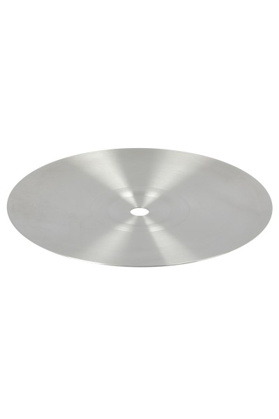 Aeon Kohleteller Edelstahl Silber 22cm