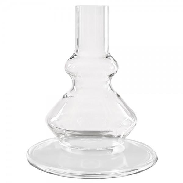 Shishabowl Clear 480 BORO Glas ohne Gewinde