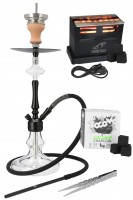 Smokezilla Baragon Survival Kit Schwarz