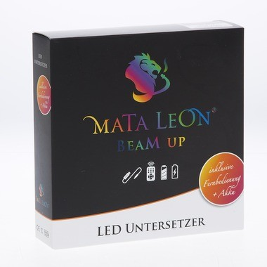 Mata Leon LED Untersetzer Beam Up 15cm