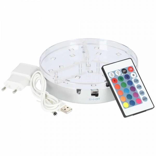 AO Hookah ECLIPSE LED-Untersetzer 15cm