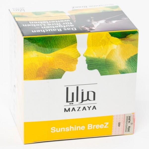 Mazaya Tabak Sunshine Breez 200g