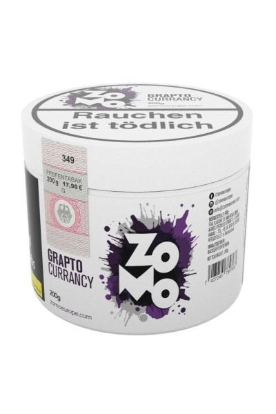 Zomo Tabak Grapto Currancy 200g