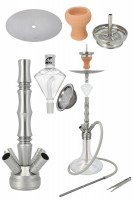 Smokezilla Minya Shiny Clear Anthrazit