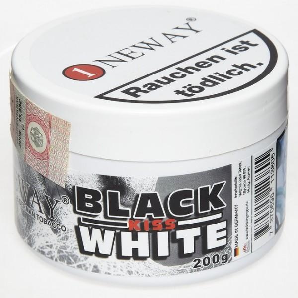 OneWay Tobacco BLACK kiss WHITE 200g