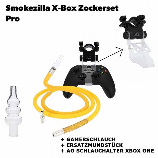 Smokezilla X-Box Zockerset Pro