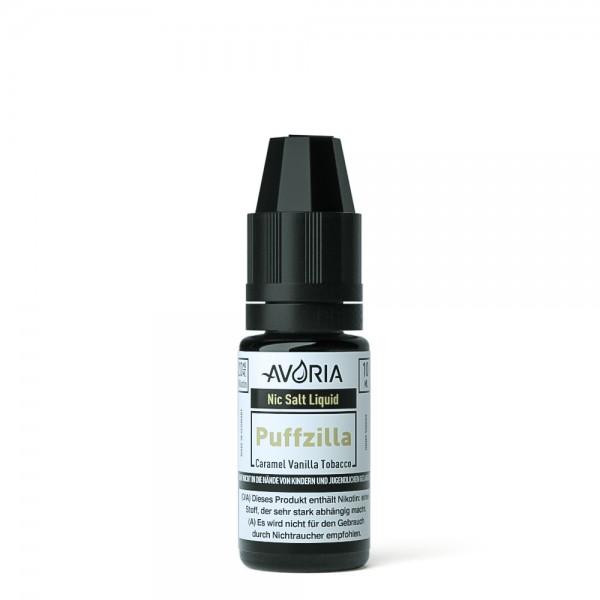 Avoria Puffzilla 20 mg Nikotinsalz 10 ml