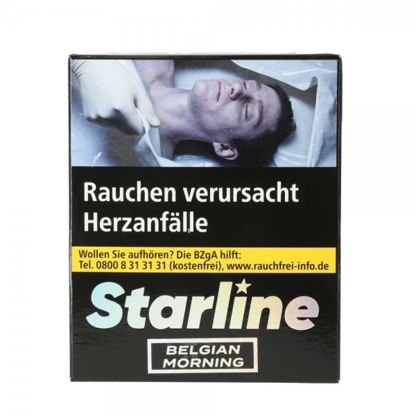 Darkside Starline Tabak BELGIAN MORNING 200g