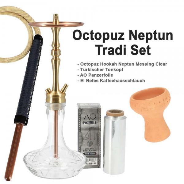 Octopuz Neptun Modern Tradi Komplettset